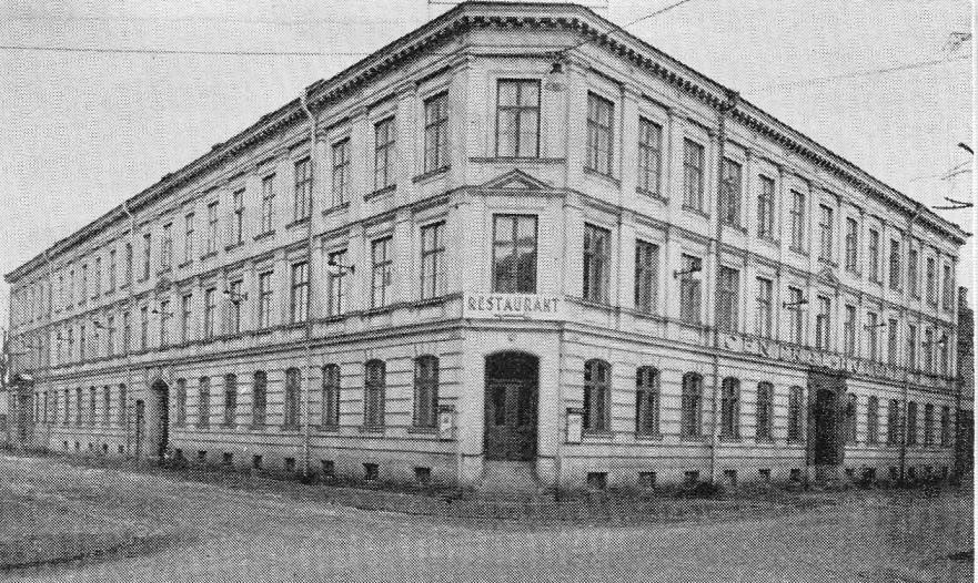 Centralhotellet