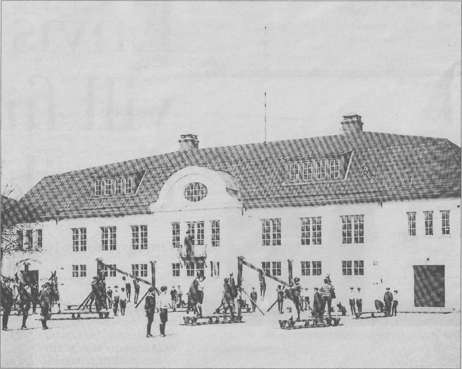 Gefle Gymnasii Idrottsförening