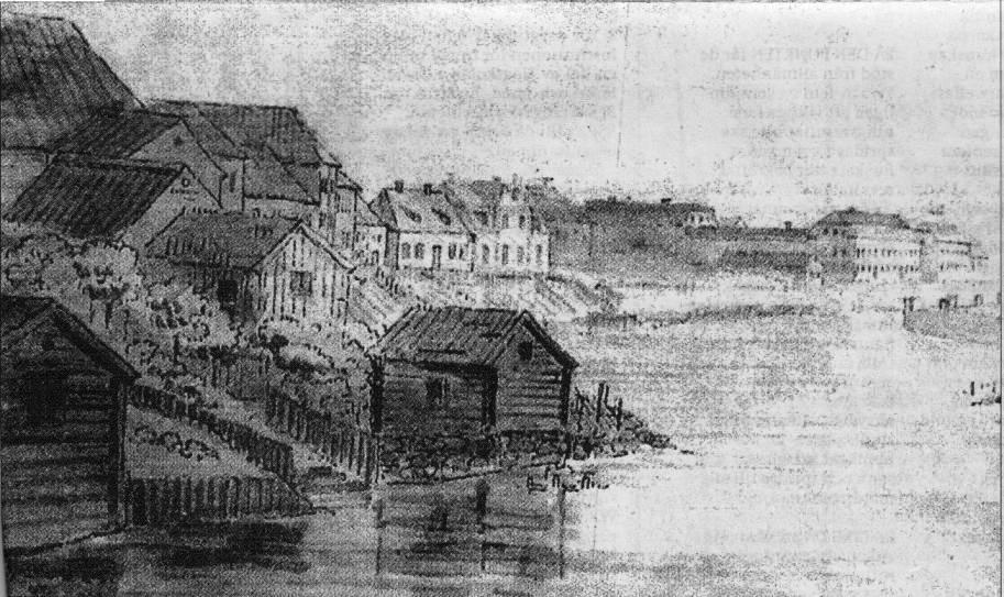 Vy från Gammelbron