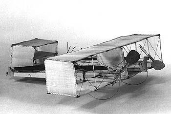 Flygplansmodell 1