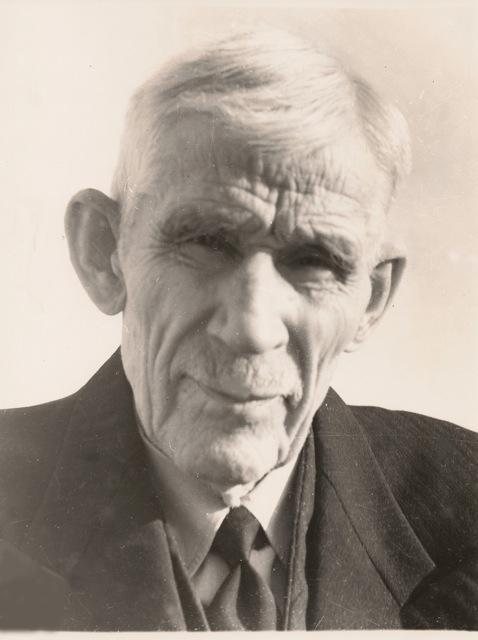 Morfar Adolf Gustavsson