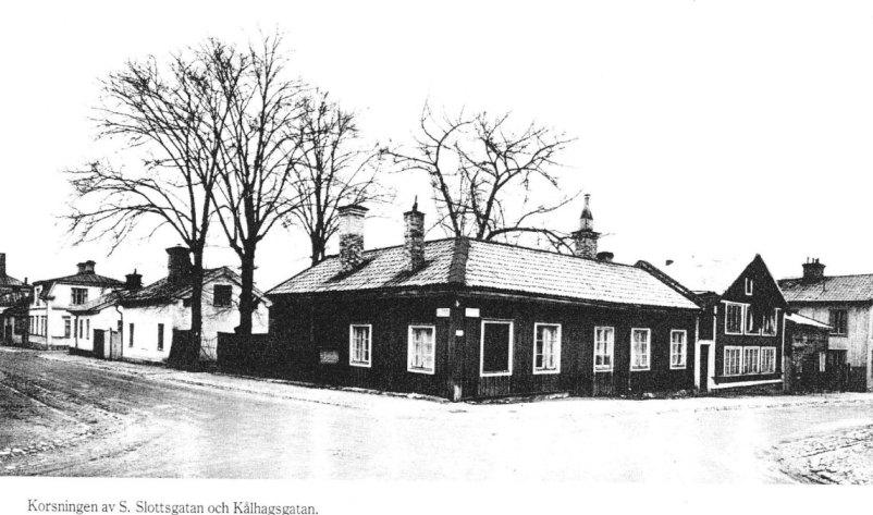I början på 1900-talet