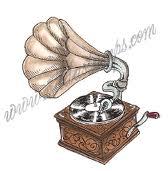 Vevgrammofon