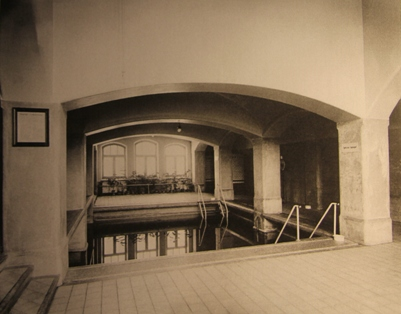 Finska badet på Murre, 1930-talet