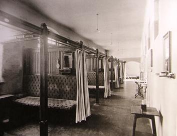 1930-talet Murres Romerska bad