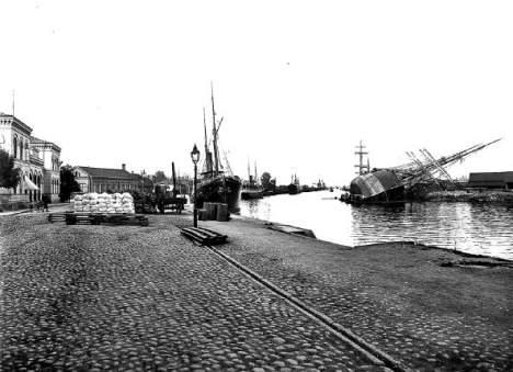 Gefle Tullhus 1903
