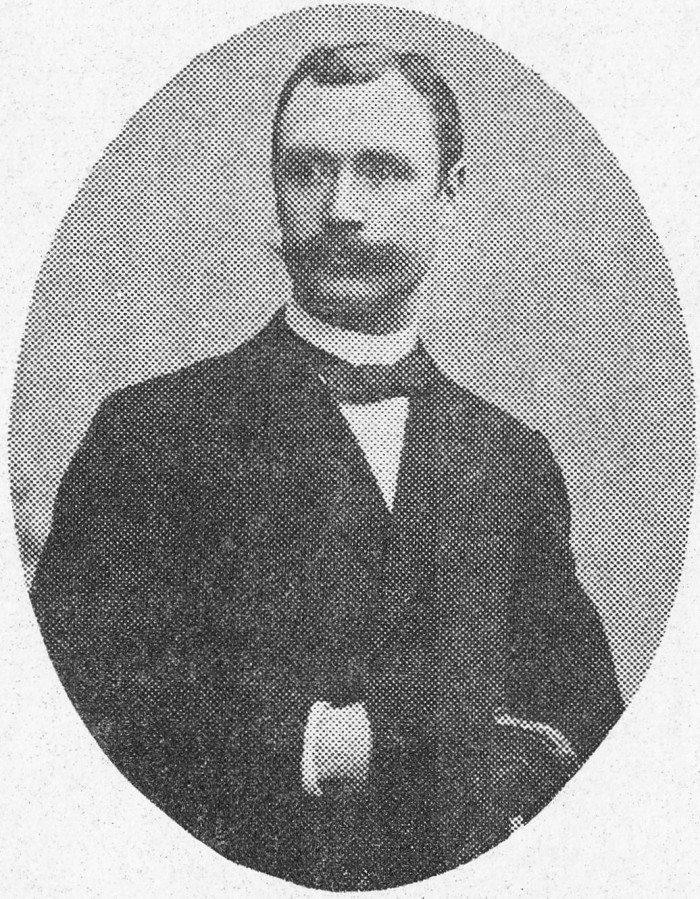 Ernst W Andersson