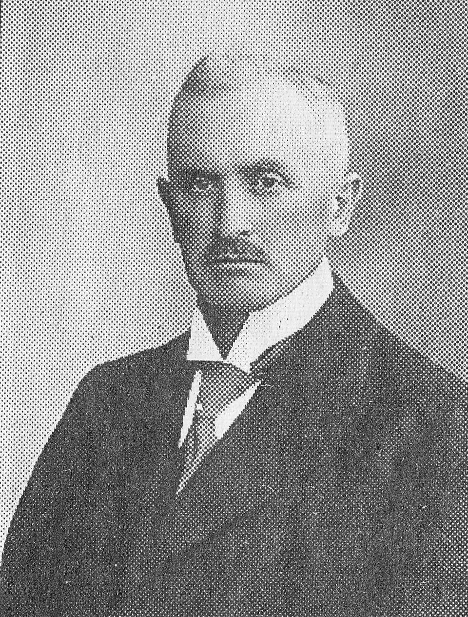 Överläkre Reinhold Hartelius