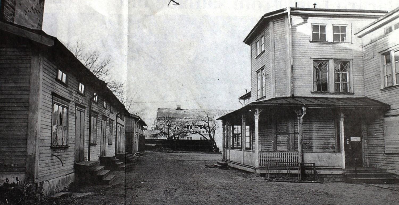 Gävles första BB invigdes 1906