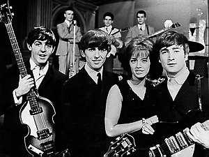 Lill-Babs och Beatles