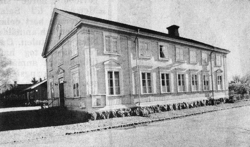 Missionshuset i Strömsbro