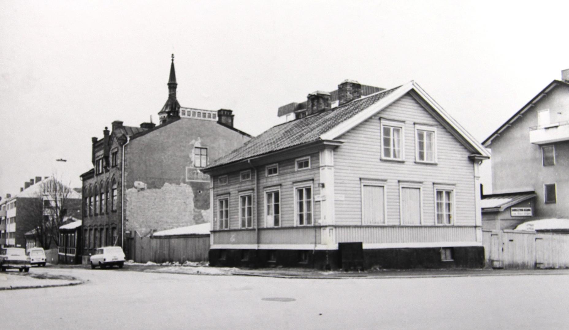 Limpkyrkan på Södra Stapeltorgsgatan