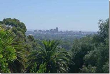 Adelaide, utsikt fran Campbell