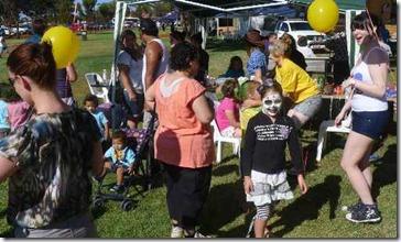 Kalgoorlie, Australia Day i Centennial Park