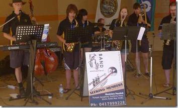 Kalgoorlie, Australian Day i Centennial Park, K Band