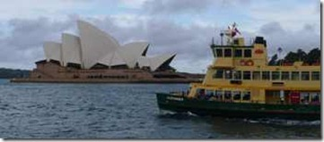 Sydney. Alexander & The Opera House