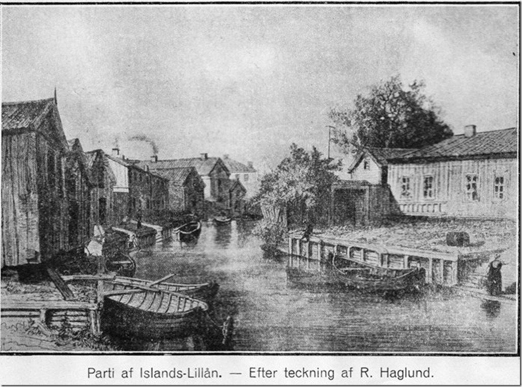 Islands-Lillan