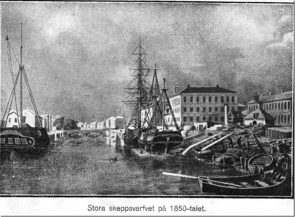 Stora_skeppsvarvet_1850-talet