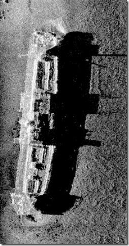 Vraket av Nedjan side scan