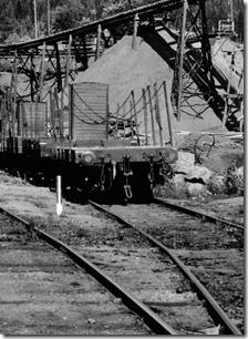 Idkerberget, bangården, Obs!delförstoring. Foto A. Hedling 1927