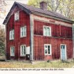 Höjersdals äldsta hus rivs 2007