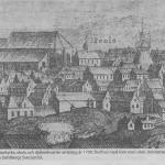 Gävles storkyrka,skola och djäknekvarter