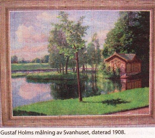 Gustaf Holms tavla 1908.