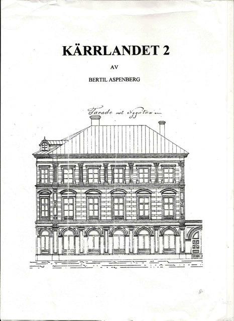 Omslaget till Kärrlandet 2