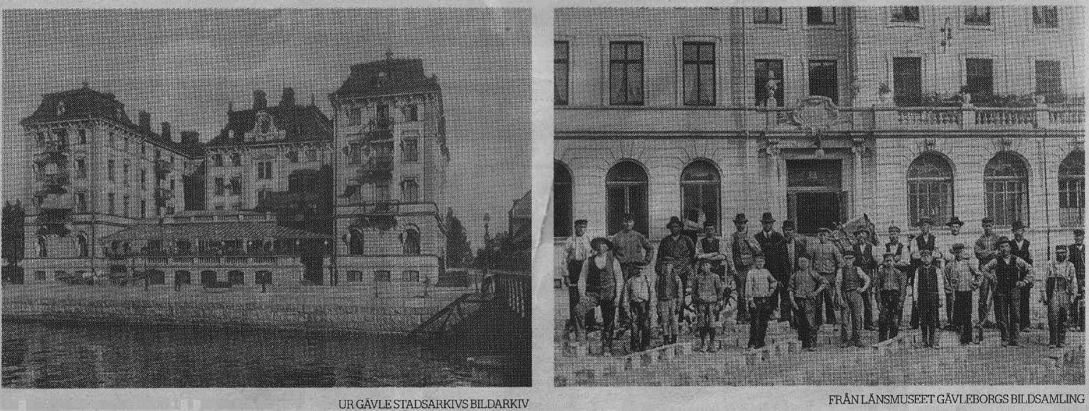 Grand hotell från 1900-talets första år kommer tillbaka