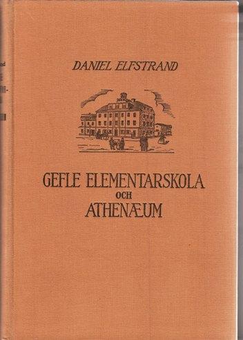Gefle Elementarskola och Athenaeum
