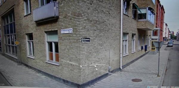 Hörnan N Rådmansgatan - Ruddammsgatan