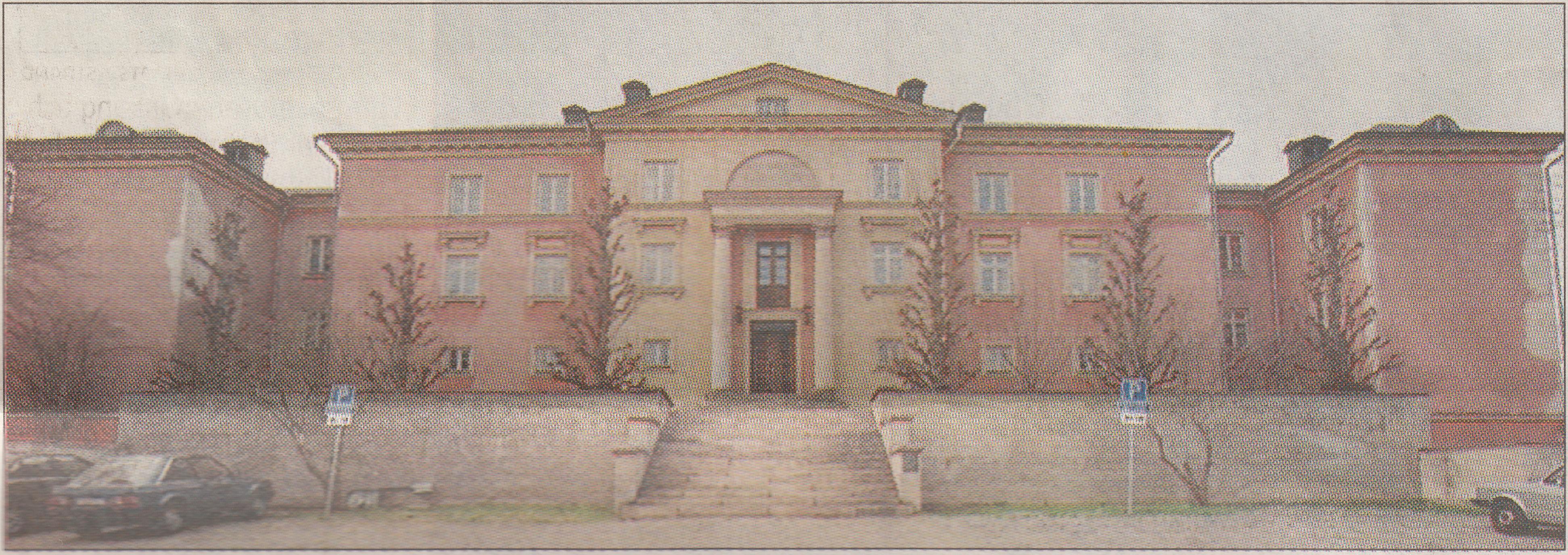 Westergrenska Stiftelsen i början på 1900-talet