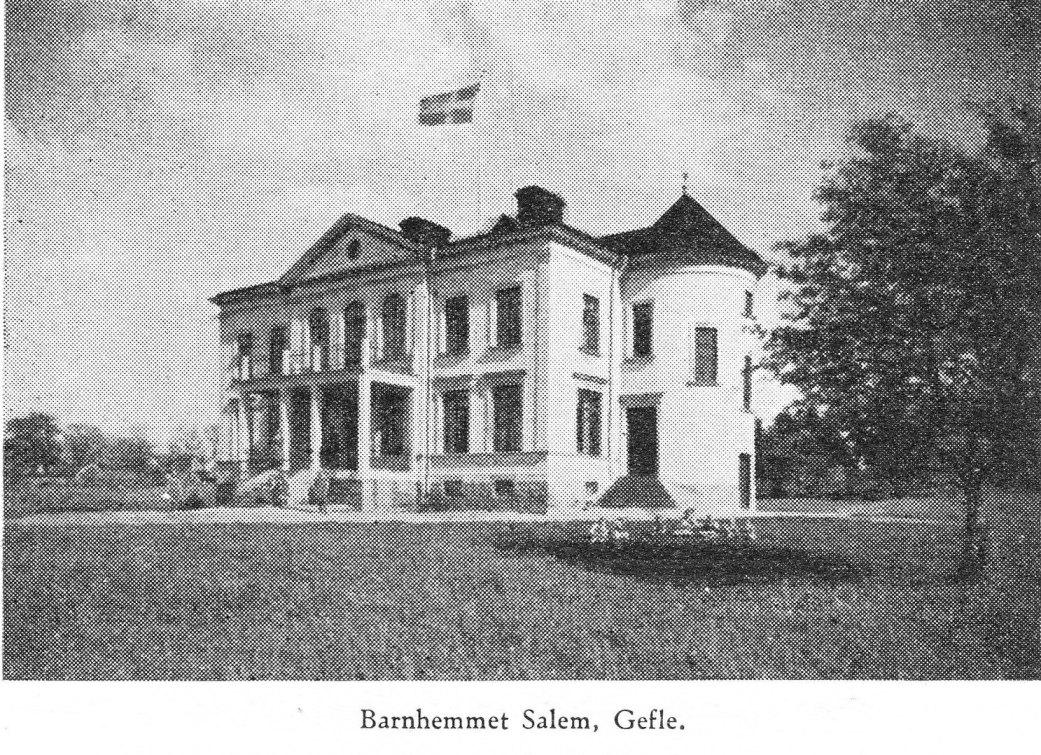 Barnhemmet Salem