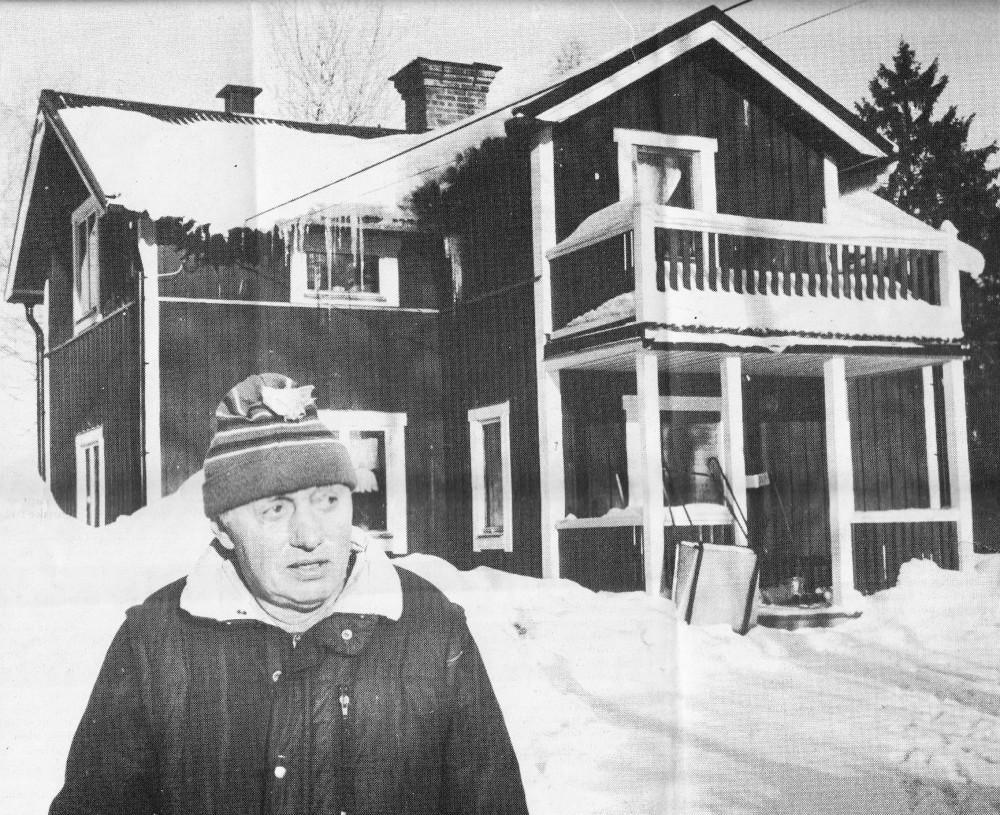 Här växte Ernst Karlsson, alias Mårtsbo-Slim upp