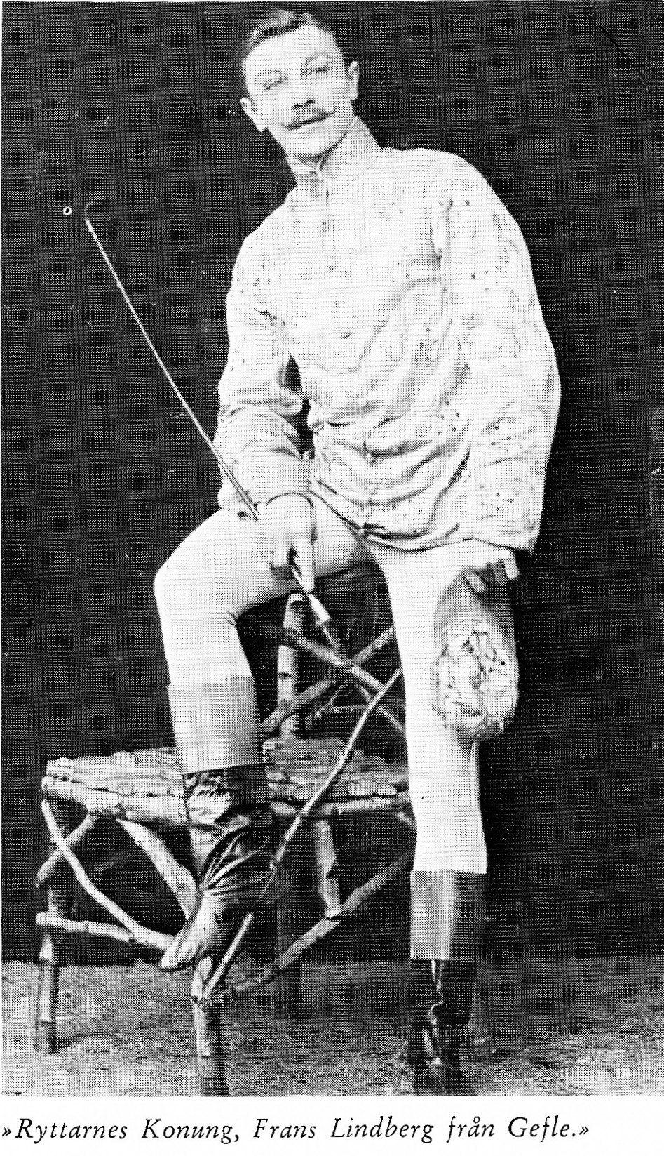 Ryttarnas konung Frans