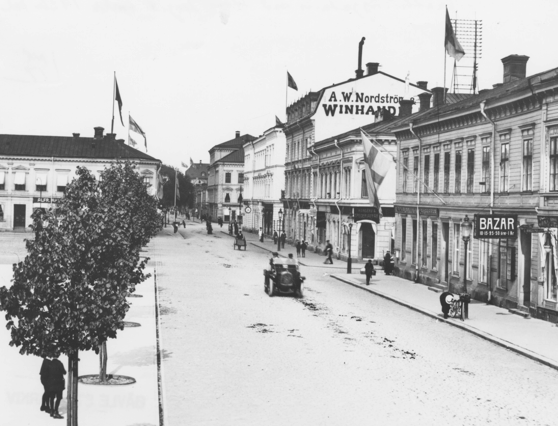 A. W. Nordströms vinhandel