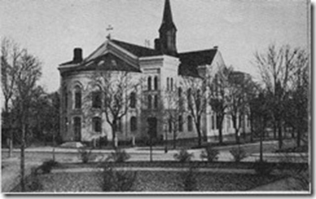 Betlehemskyrkan i Gävle