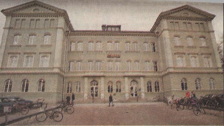 Gamla flickskolan (senare Stora Islandsskolan)