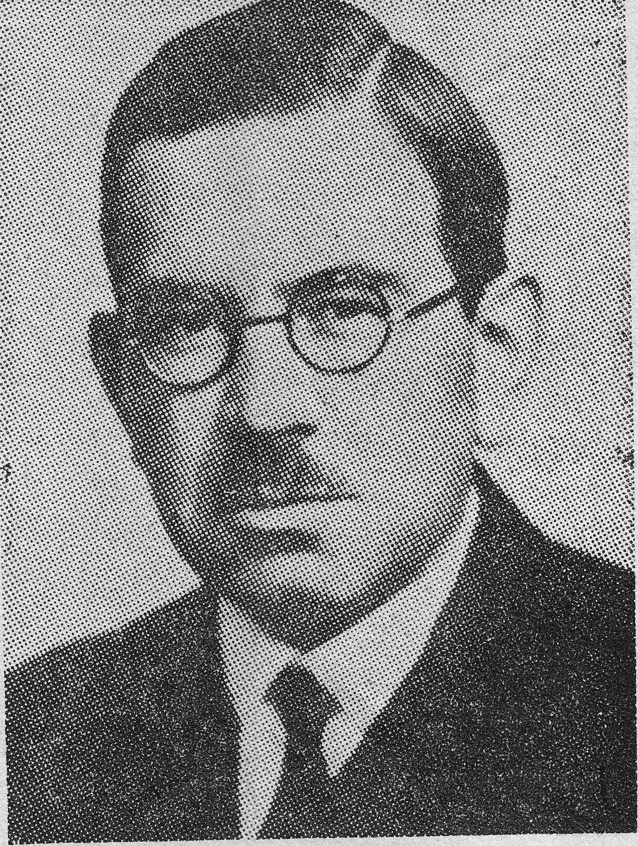 Landshövding Bo Hammarskjöld