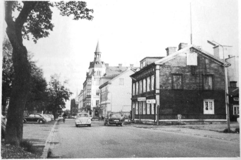 Lilla hotellet i Gävle