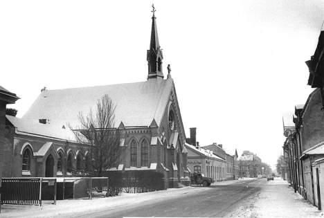 St Matteuskyrkan