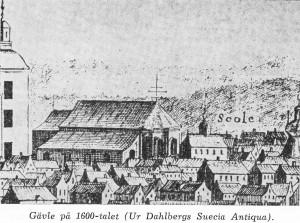 Gavle-1600-talet